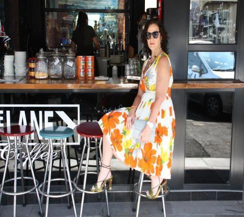 Classic - Full-skirted Dress