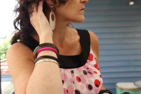 More Accessories - Pink and Black