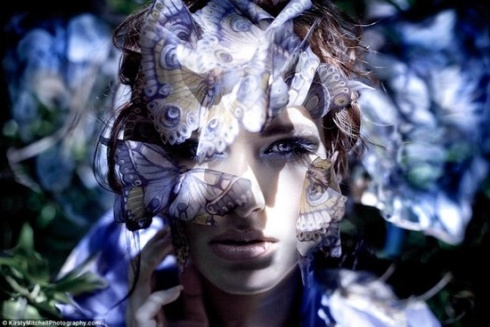 Kirsty Mitchell - Fairy Tale - Fly Away