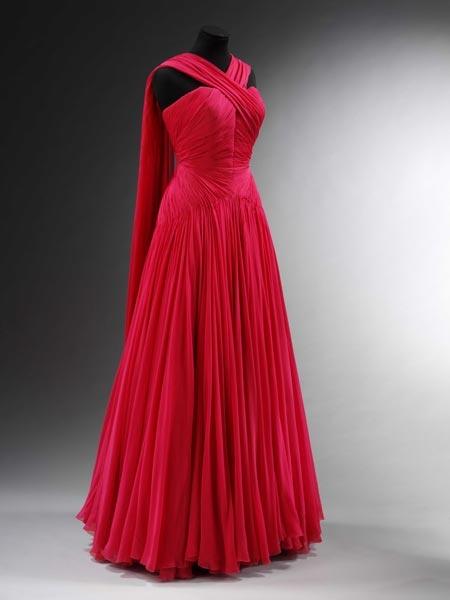 Jean Desses Dress