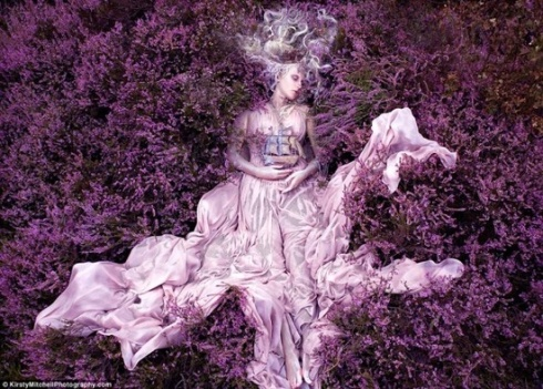 Kirsty Mitchell - Fairy Tale - Sleeping Beauty