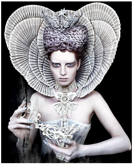 Kirsty Mitchell - Fairy Tales - Ice Queen