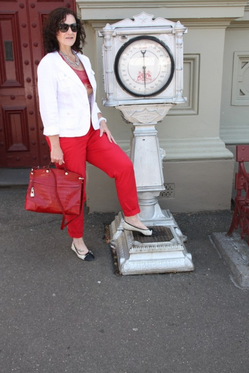 Casual yet chic in Daylesford