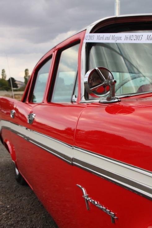 Wedding Car - Desoto