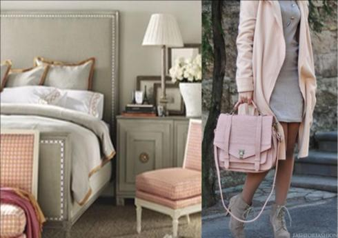 Looks to Love - Pink and Grey 5