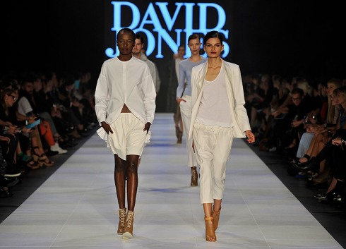 rocking the Runway - David Jones