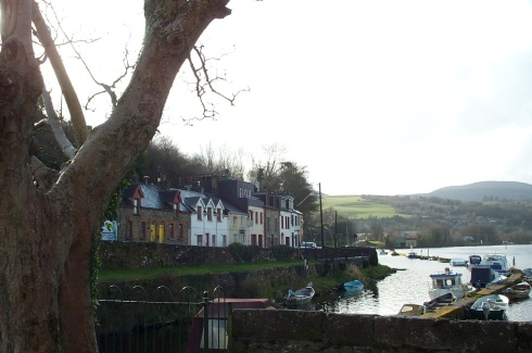 The Shannon River at Killaloe