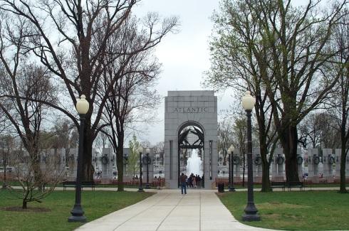 Washington DC - WW2 Monument