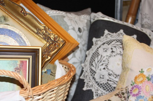 Revived and Handcrafted Linen - Vintage Linens & Collectables