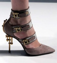 Seam Punk Inspired Heels