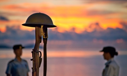 ANZAC Day Sunrise