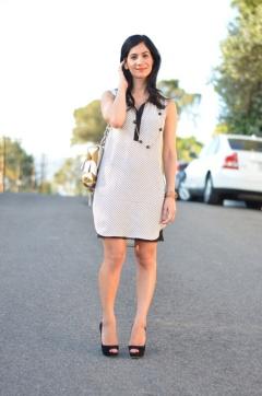 Classic Hit - Shift Dress Simplicity