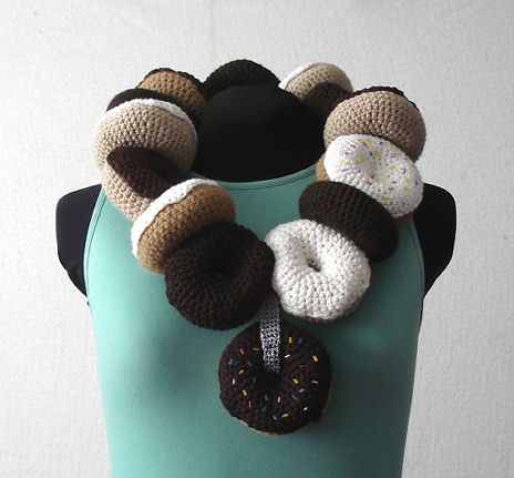 doughnut scarf