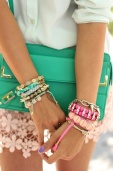 Arm Candy Stacks