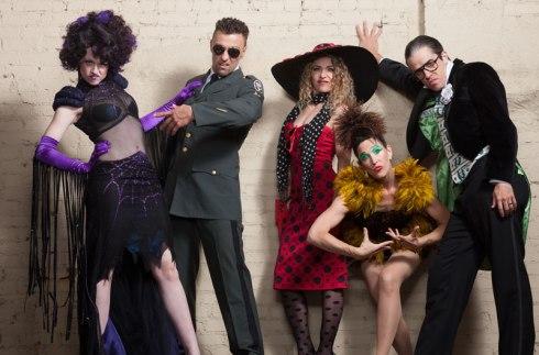 Cabaret and Burlesque