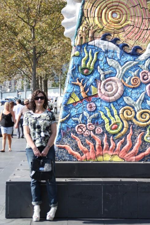 Art along Southbank