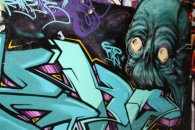 Another Graffiti Lane in Melbourne