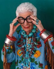 The Fabulous Iris Apfel