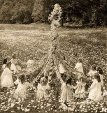 May Pole - vintage