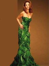 Greens Gown