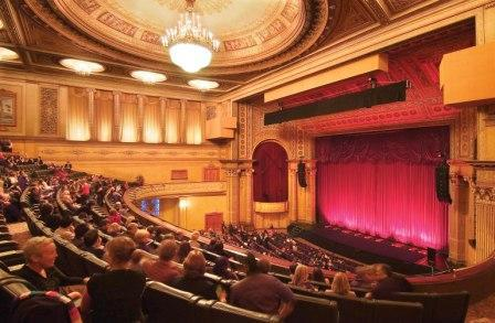 Regent Theatre Auditorium