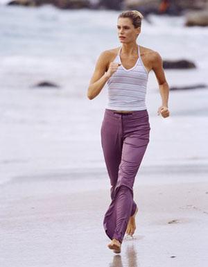 Barefoot-Running-Woman