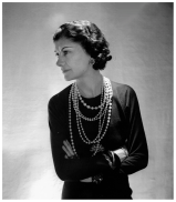 Classic Hits - Chanel wearing Pearls