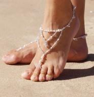 No Socks on the Beach