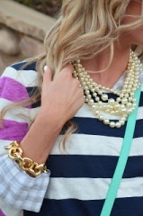 Pearls and Stripes Forever