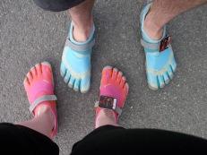 Barefoot Shoes - No Socks