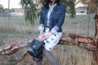 I love wearing Mixed Prints