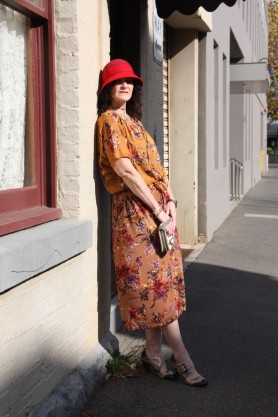 roaring 20s Inspired Floral Trend