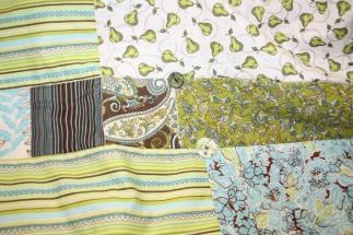 Vintage Fabrics that Inspire