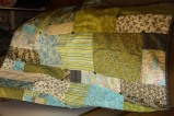 Vintage Inspired Modern Quilt