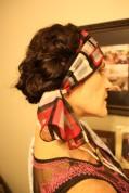 Roaring 20s inspired Hair