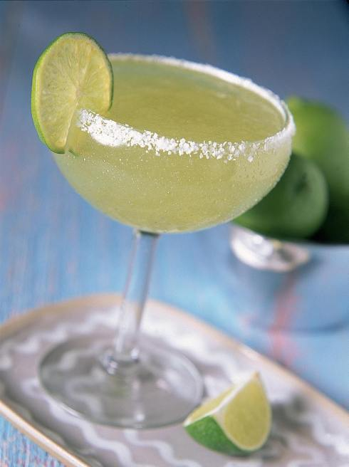 Summer in a glass - Margarita