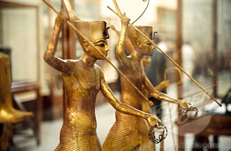 Museum of Egyptian Antiquities. El Cario. Egypt