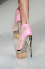 Fab Rosy Pink Heels