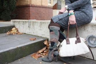 Totally Cool Vintage Boots