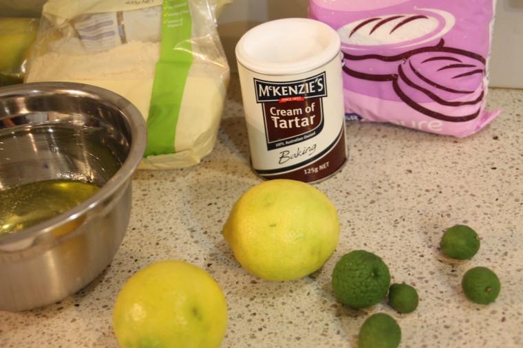 Magic Macaron Ingredients