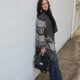 Wrapped Up in a Blanket style Cardigan
