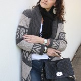 Winter Layers and Cool Accessories